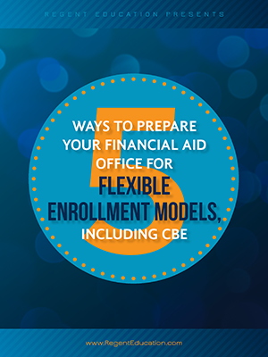 Flexible Enrollment Models: Raising the Bar for Financial Aid Support and Service