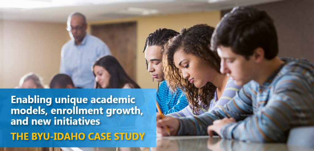 Brigham Young University-Idaho Case Study
